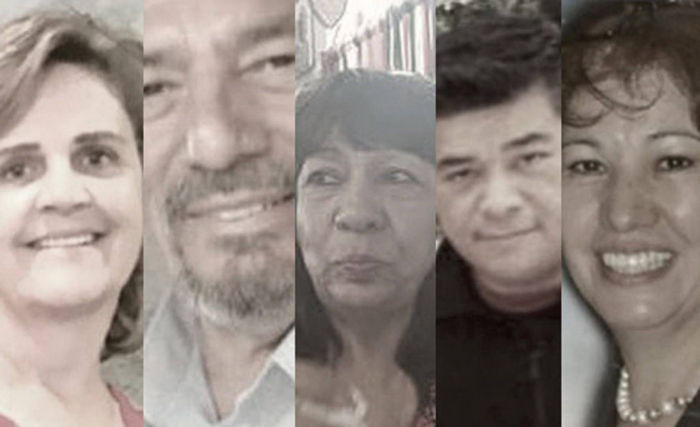 Los padres que murieron protegiendo a su hijo y otras vidas segadas por el asesino de El Paso