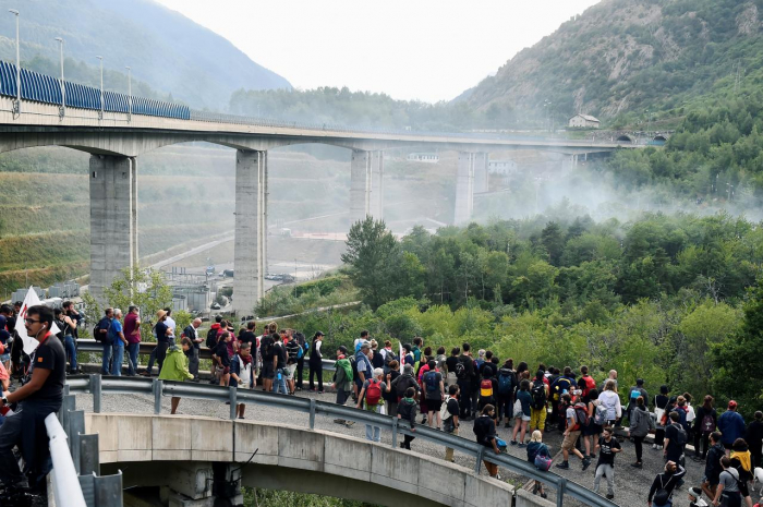 Italy Senate rejects motion to block train link with France