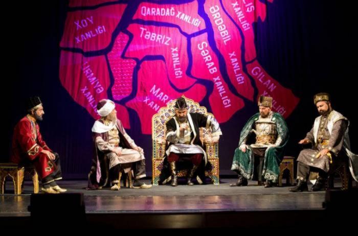 """Dram Teatrı mövsümü """"Qarabağnamə"""" ilə açacaq"""