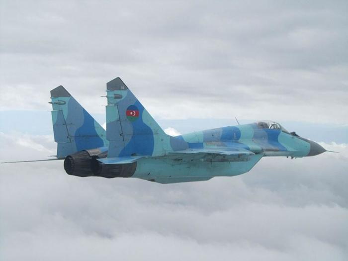 Rusia participará en la búsqueda del piloto del caza MiG-29 estrellado de Azerbaiyán