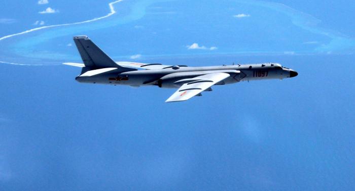 Un bombardero chino con armas hipersónicas podría destruir al enemigo en minutos