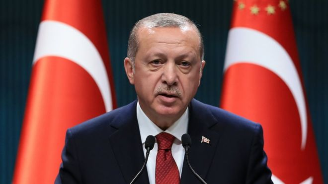 Turkish president to visit Azerbaijan in early October
