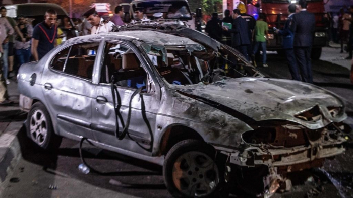 Egyptian security forces kill 17
