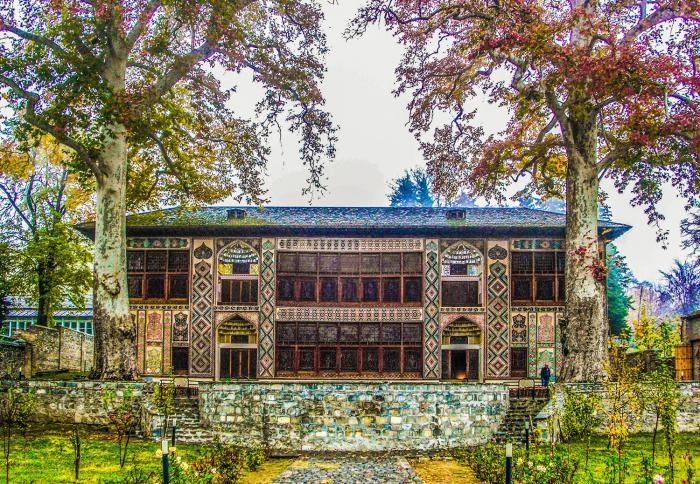 El Palacio de Khan de Shaki reabresus puertas al público