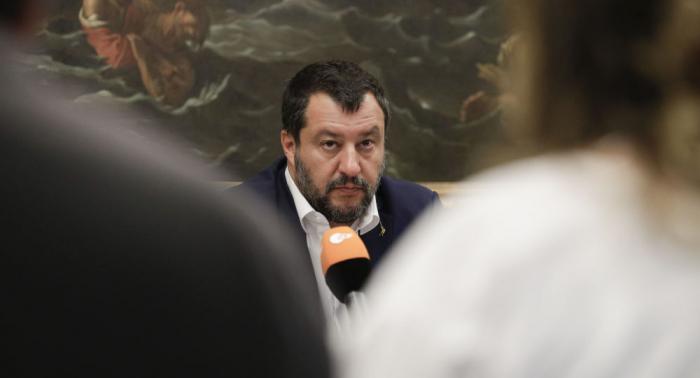 Salvini stürzt Italien in die Krise – Scharfe Kritik vom Premier