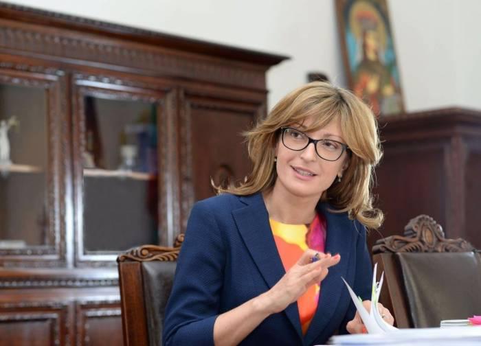 """Bulgarische Vizepremierministerin: """"Aserbaidschan ist unser wichtigster Partner im Südkaukasus und in der gesamten Schwarzmeerregion"""" -  EXKLUSIV"""