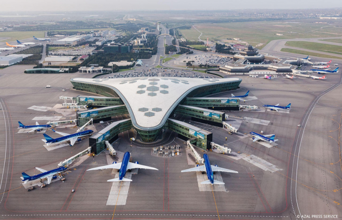 Since early 2019, over 3 million air passengers served in Azerbaijan