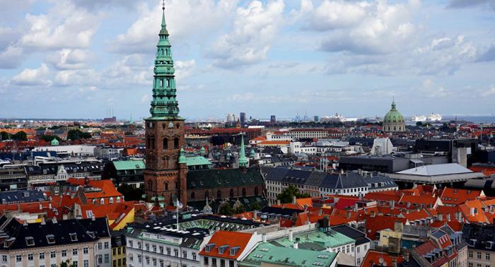 Explosion vor Polizeistation in Kopenhagen