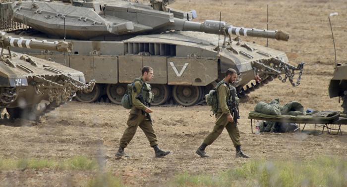 Israelische Militärs erschießen bewaffnete Palästinenser an Gaza-Grenze