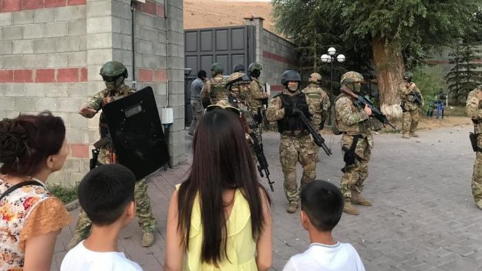 Qırğızıstandakı iğtişaşlarda 136 nəfər yaralanıb