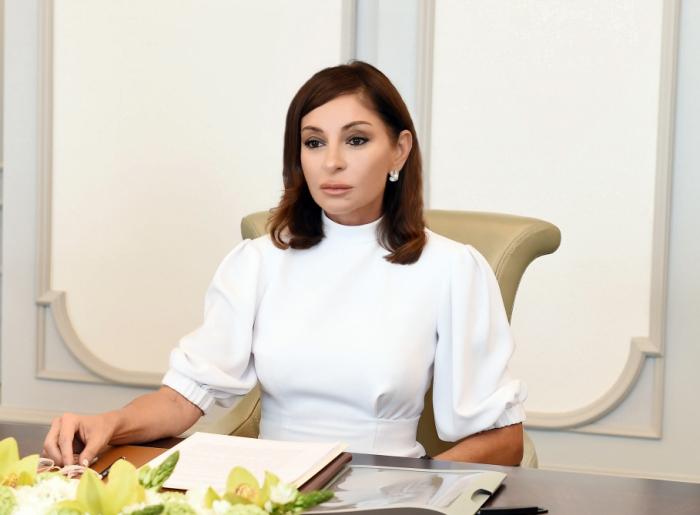 """La primera vicepresidenta Mehriban Aliyeva felicita a todo el pueblo azerbaiyano con el motivo de la Fiesta del Sacrificio """"Qurban Bayramı"""""""