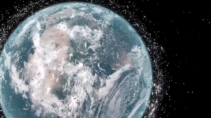 How much trash is in Space?-  iWONDER