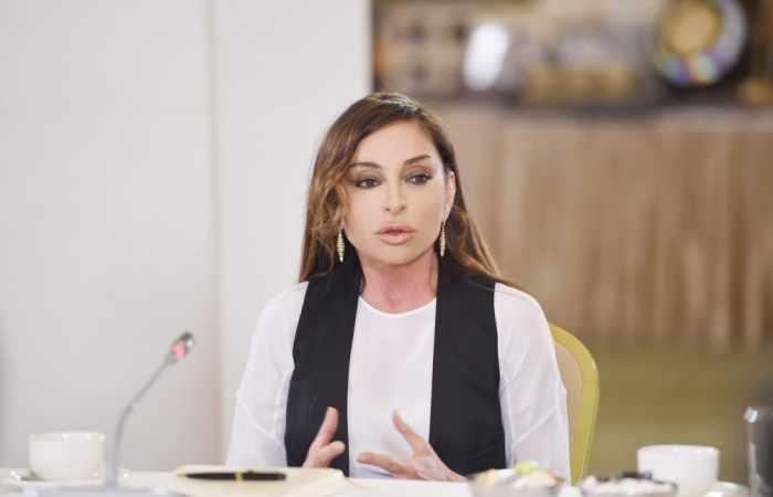 Mehriban Aliyeva gratuliert den Menschen in Aserbaidschan anlässlich des Eid al-Adha