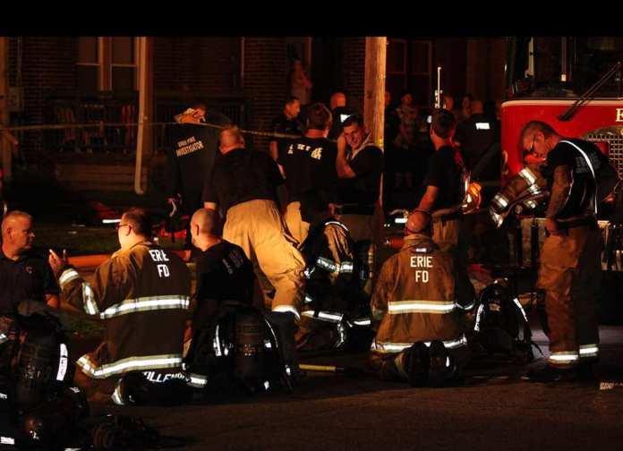 Mueren cinco niños en incendio en guardería de EEUU