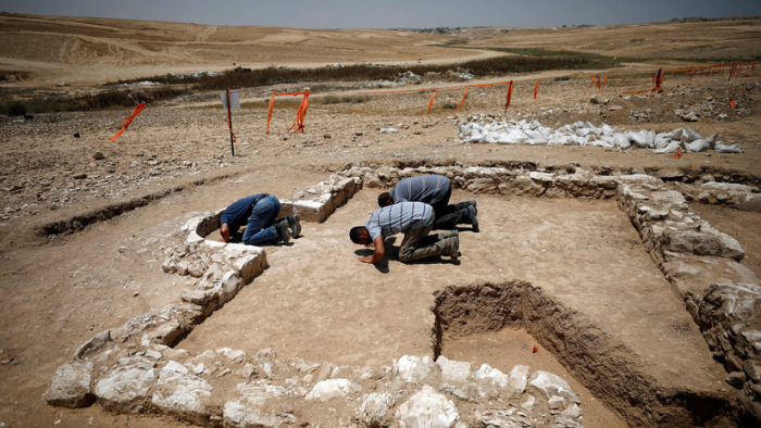 Encuentran en el Monte Sion vestigios de la histórica conquista de Jerusalén por el imperio de Babilonia