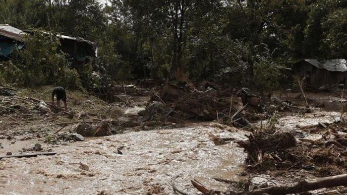 Death toll rises to 53 in Myanmar landslide
