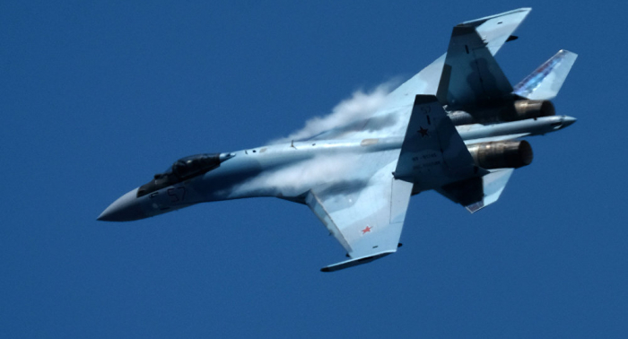 Turquía baraja adquirir cazas rusos Su-35