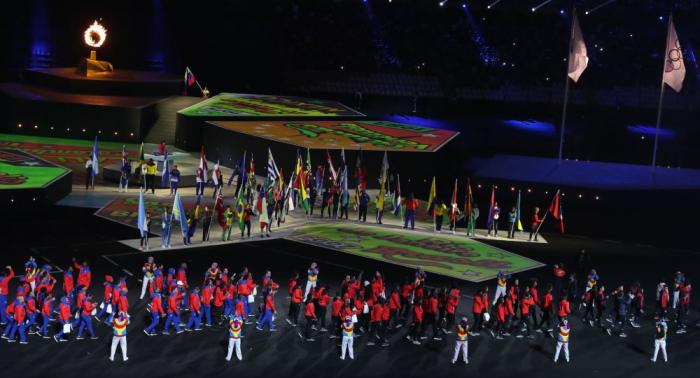 Finalizan los Juegos Panamericanos con EEUU, Brasil, México y Canadá liderando el medallero