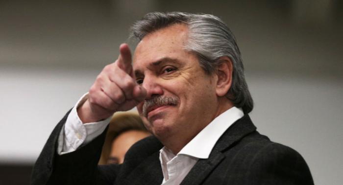 Ganador de primarias argentinas promete un país sin grietas