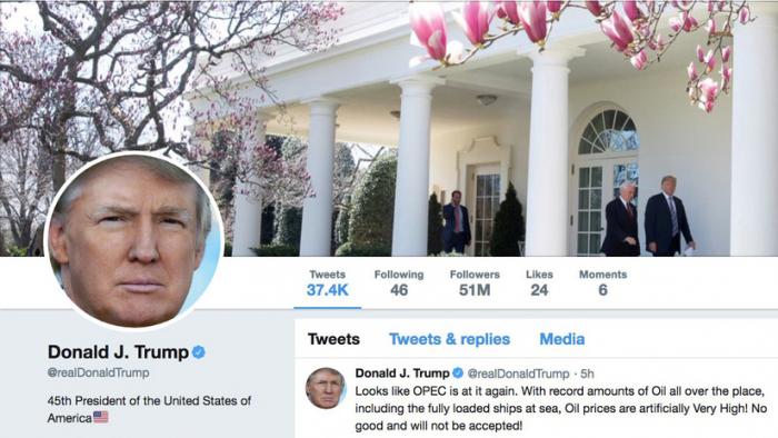 Trump estaría preparando una orden ejecutiva para cambiar la forma en que se rige el contenido en redes