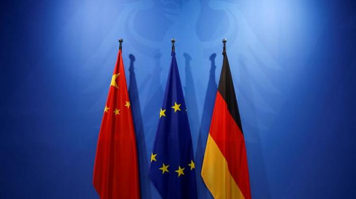 China wendet sich von Deutschland ab