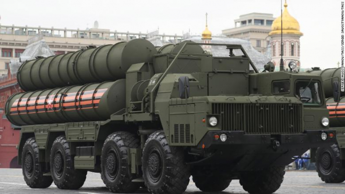 Turkey to receive parts for S-400 missile systems in August-September