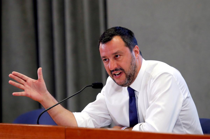 Italy to decide on government future after Salvini pullout
