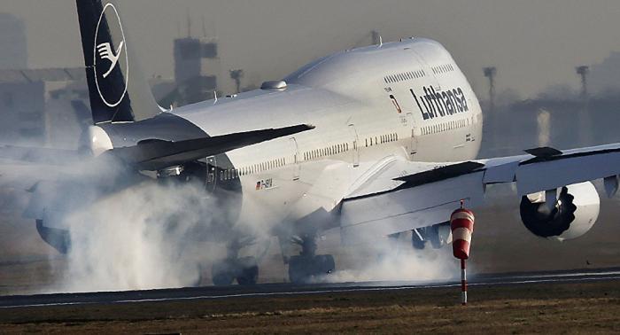 65 Tonnen Kerosin über Mittelhessen abgelassen: Lufthansa bricht Flug kurz nach Start ab