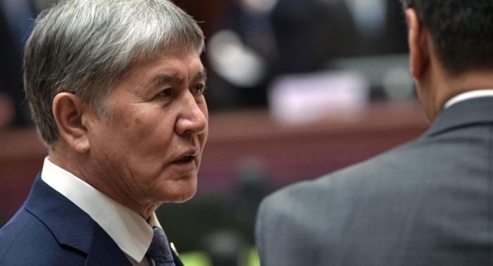 Mordvorwürfe gegen Ex-Staatschef Kirgistans erhoben