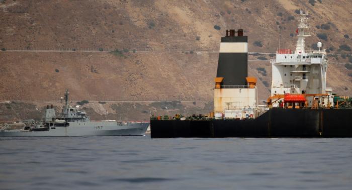 Irán confía en que el Reino Unido libere pronto al petrolero Grace 1