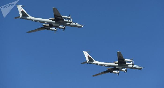 Cazas británicos escoltan a aviones rusos cerca del espacio aéreo del Reino Unido