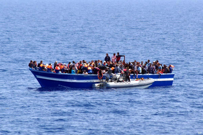 Some 100 migrants rescued off western Libyan coast