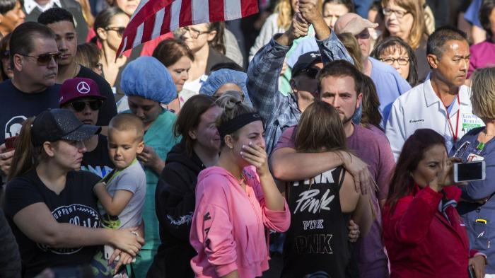 What's behind America's Mass Shootings?-  ANALYSIS
