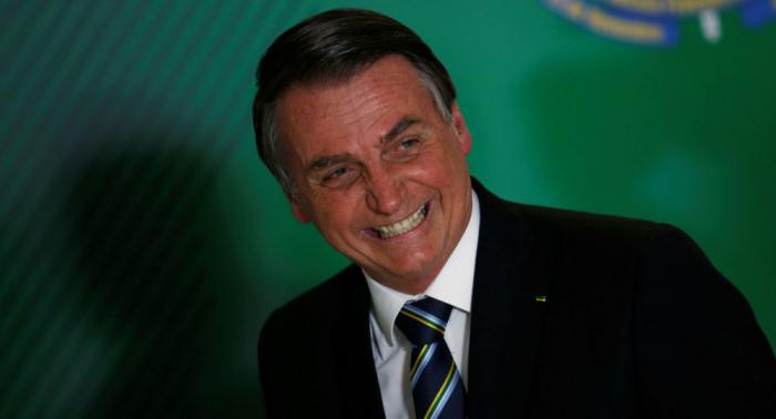 """Brasiliens Präsident an """"geliebte Frau Merkel"""": Lieber Deutschland wieder aufforsten"""