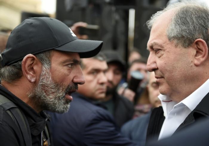 """""""Paşinyan islahatları deyil, qisas yolunu seçdi"""" - Erməni diplomat"""