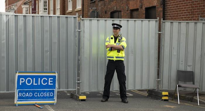 Fall Skripal: Zweiter Polizist als Nervengas-Opfer? – russische Botschaft nimmt Stellung