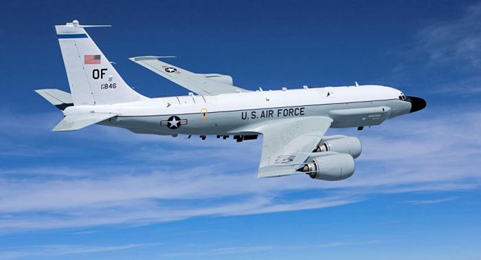 Aufklärung an Russlands Grenzen: US-Flugzeug umkreist Region Kaliningrad
