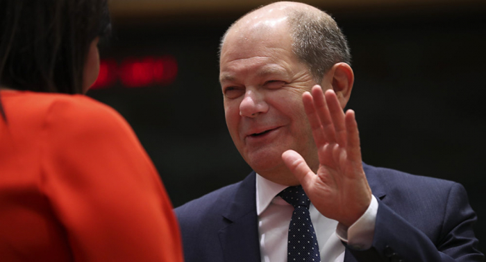 Olaf Scholz will SPD-Chef werden