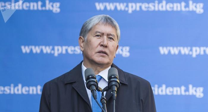 El Tribunal de Biskek ratifica prisión preventiva para expresidente kirguís Atambáev
