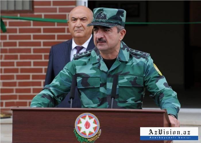 """Präsident Aliyev zeichnet Elchin Guliyev mit dem """"Resadet"""" -Orden aus"""