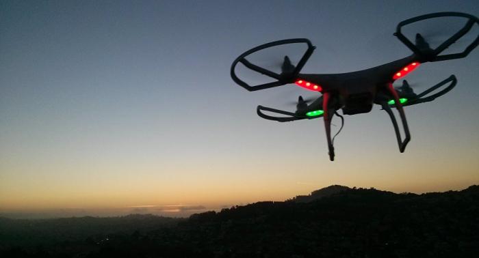 Atacan un dron de los observadores de la OSCE en el este de Ucrania