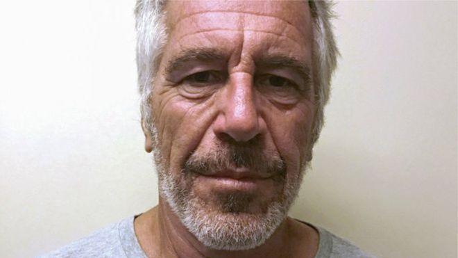 Jeffrey Epstein death ruled