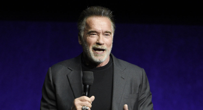 Arnold Schwarzenegger demuestra en Instagram que sigue siendo Terminator