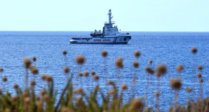 Italia autoriza el desembarco de 27 menores a bordo del Open Arms