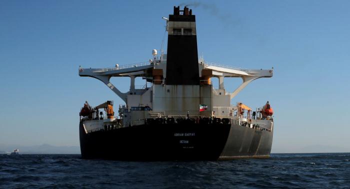 Gibraltar lehnt Beschlagnahmung von iranischem Öltanker ab –   Teheran