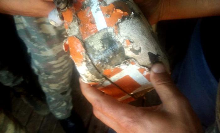 Hallan caja negra de avión militar azerbaiyano siniestrado en el Caspio