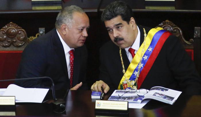 EE UU establece comunicación secreta con Diosdado Cabello, el número dos del chavismo