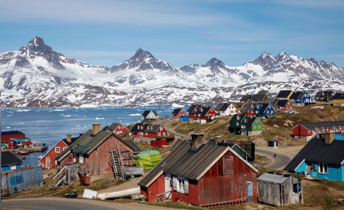 La primera ministra danesa afirma que Groenlandia no está en venta