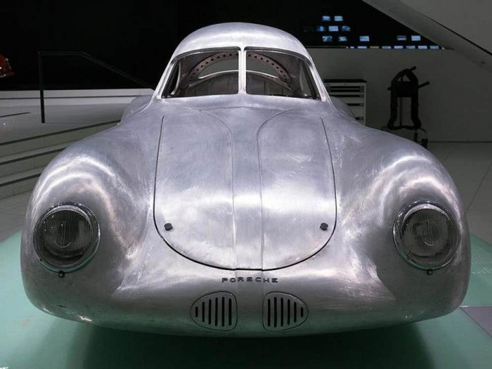 Nazi Porsche fails to sell amid $70m auction sale price blunder