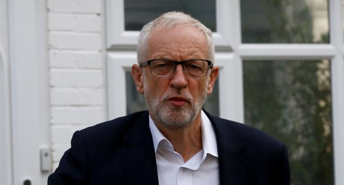 Corbyn promete un nuevo referéndum sobre el Brexit si derrota a Boris Johnson
